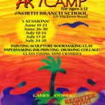 Summer Art Camp – 2017